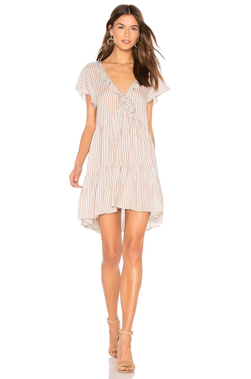 46367a5a62 Lyst - Auguste Matilda Babydoll Dress in Pink