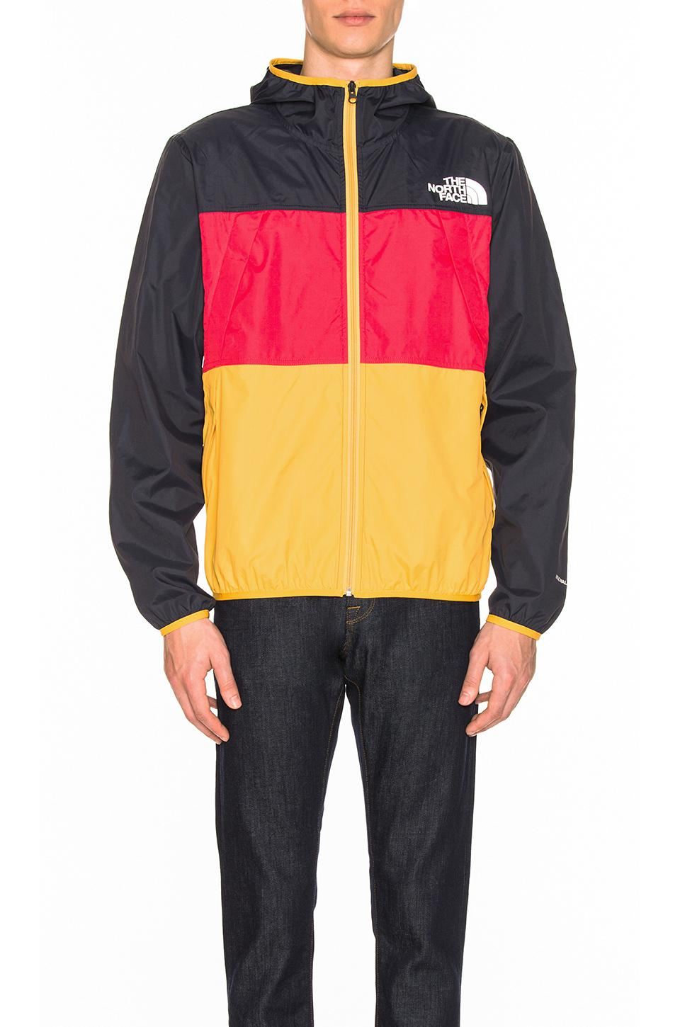 25fd76eb14 The North Face Telegraph Wind Jacket for Men - Lyst