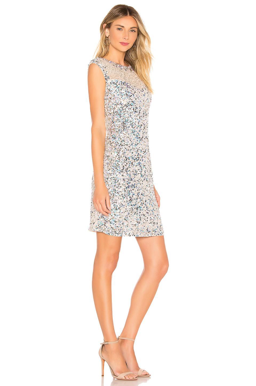 dda14f59ca Parker Black - Natural Montclair Sequin Dress - Lyst. View fullscreen