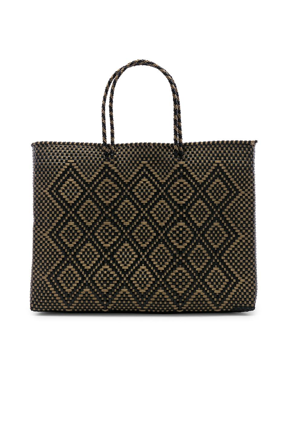 98651c61cab44 House of Harlow 1960 X Revolve Kasa Tote in Black - Lyst