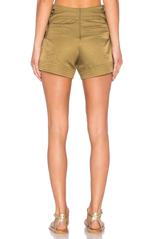 Emmaline Bleached Shorts Marissa Webb Qfe6Pa