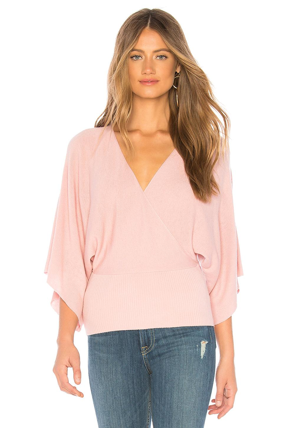 770d35bc234 Lyst - Bailey 44 Eye In The Sky Sweater in Pink - Save 70%