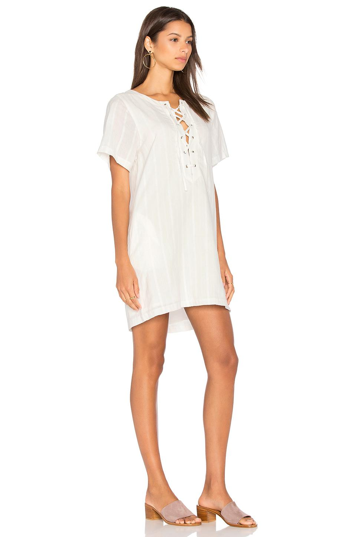 Capulet Veronica Shift Dress in White  2434f4675