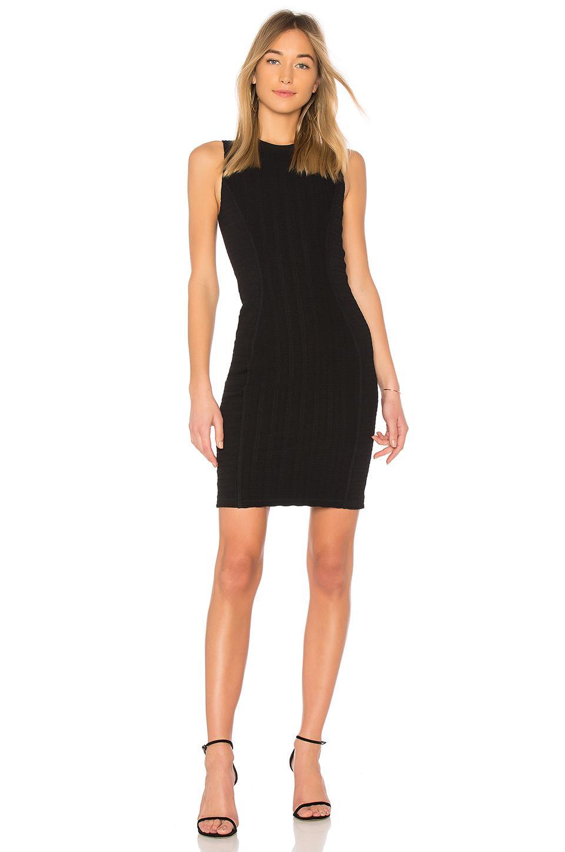 Lyst - Rag U0026 Bone Barton Dress In Black