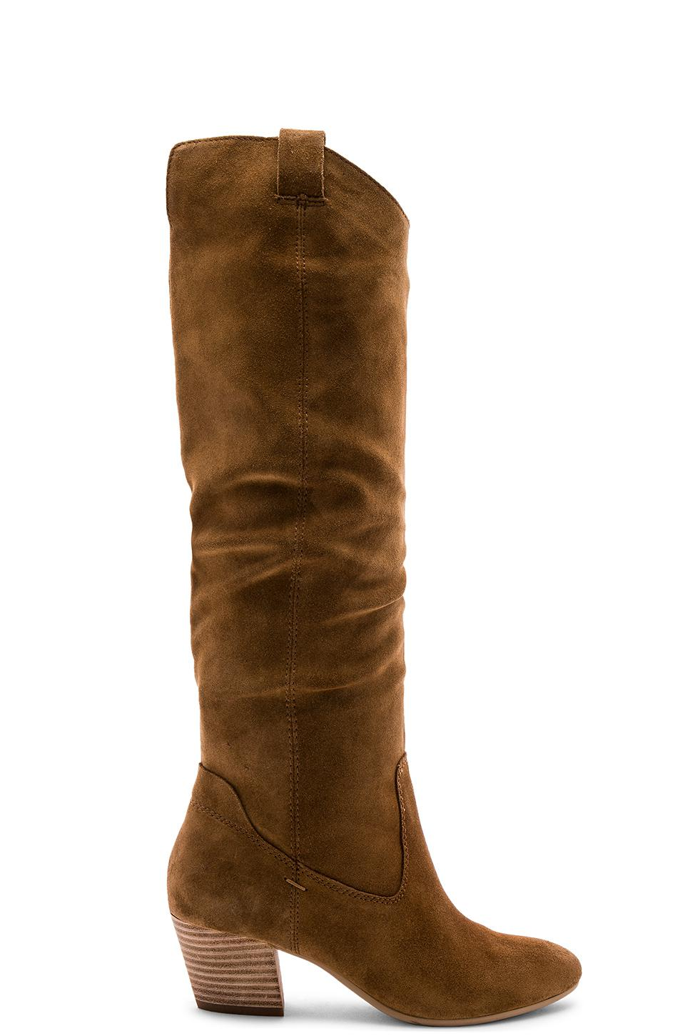 78bf433bc47 Lyst - Dolce Vita Hinley Boot in Brown