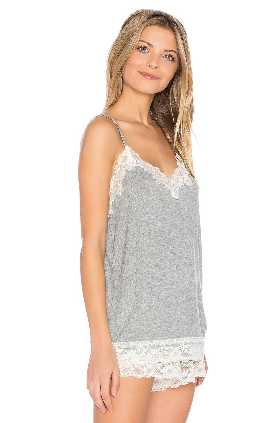 Discount Largest Supplier Limited Flora Nikrooz Snuggle Knit Lace Cami Good Selling Inexpensive Sale Online NK9B78Lj8