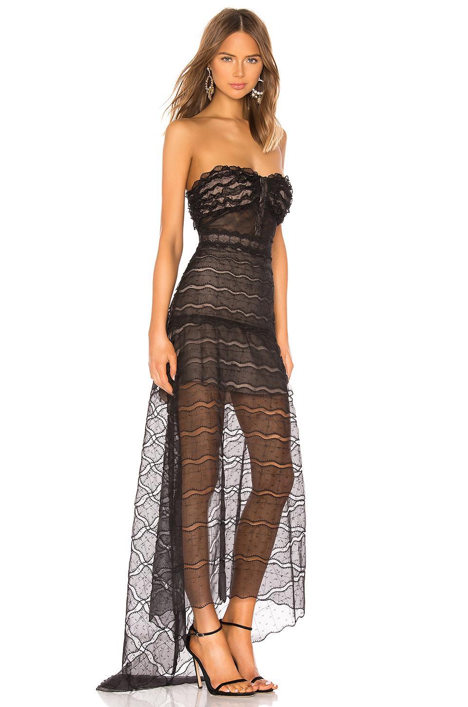 1f3d3dff3365 Alexis - Black Ashta Dress - Lyst. View fullscreen