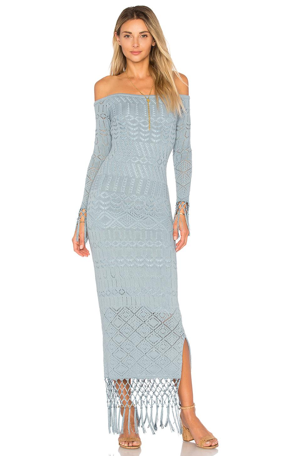 Lyst - House Of Harlow 1960 X Revolve Rose Dress in Blue
