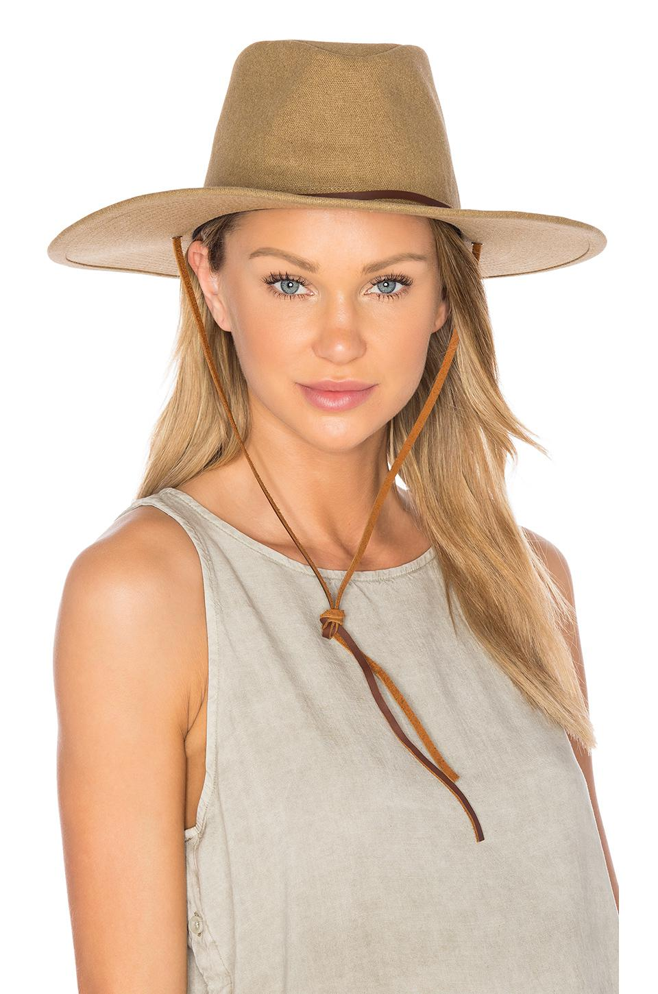 1f2773b3 ... coupon for lyst brixton ranger ii hat in natural 70a37 890e8