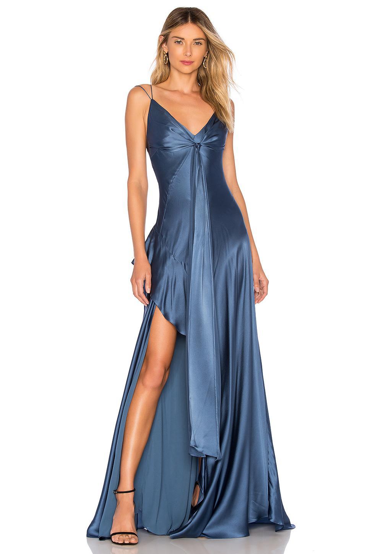 Silk Maxi Dresses