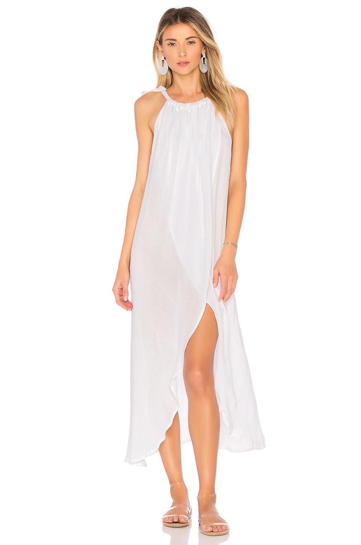 ac34c2454d Lyst - Indah Karma Maxi Dress in White