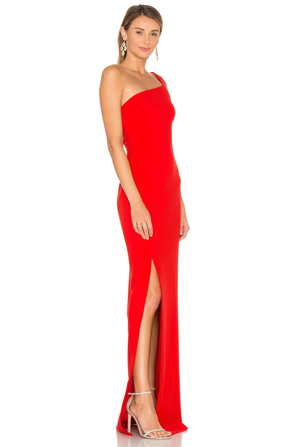8295854f873 Likely - Red Maxson Gown - Lyst. View fullscreen