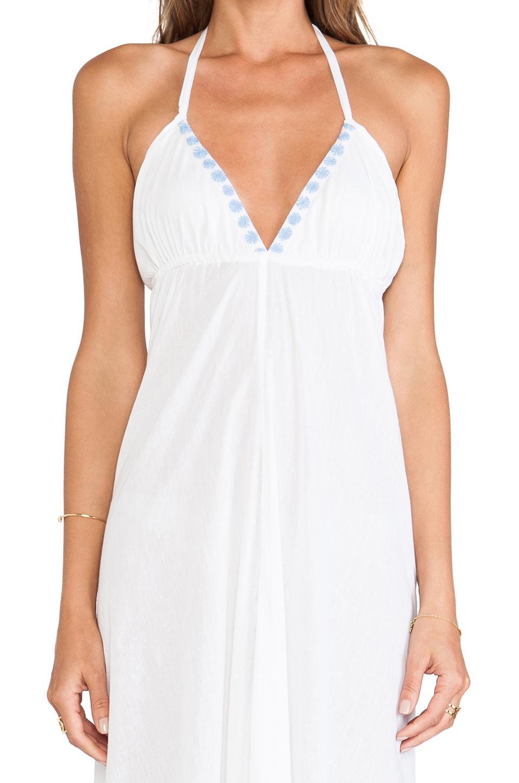 Lyst Basta Surf Tinos Dress In White