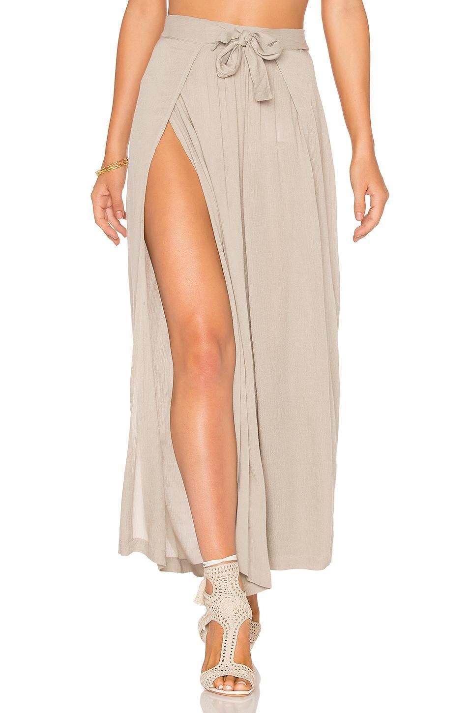 Cleobella Panama Wrap Trousers Lyst