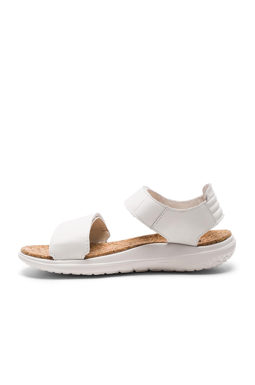 Lyst Han Kjobenhavn Float Sandal In White