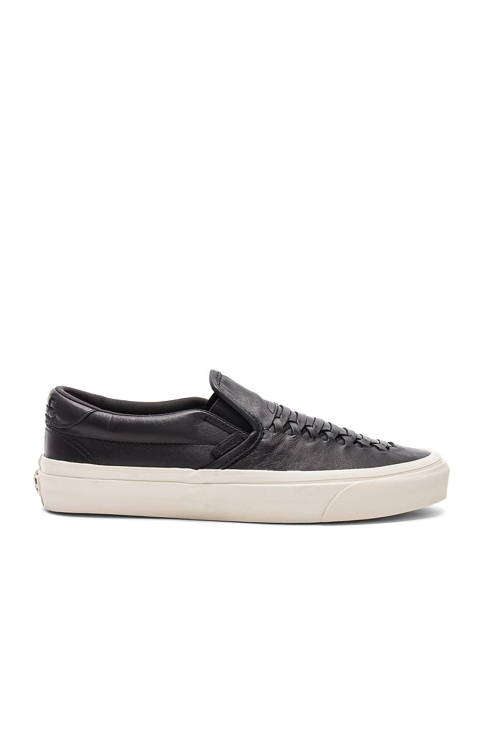 Leather Classic Slip On Dx Shoes
