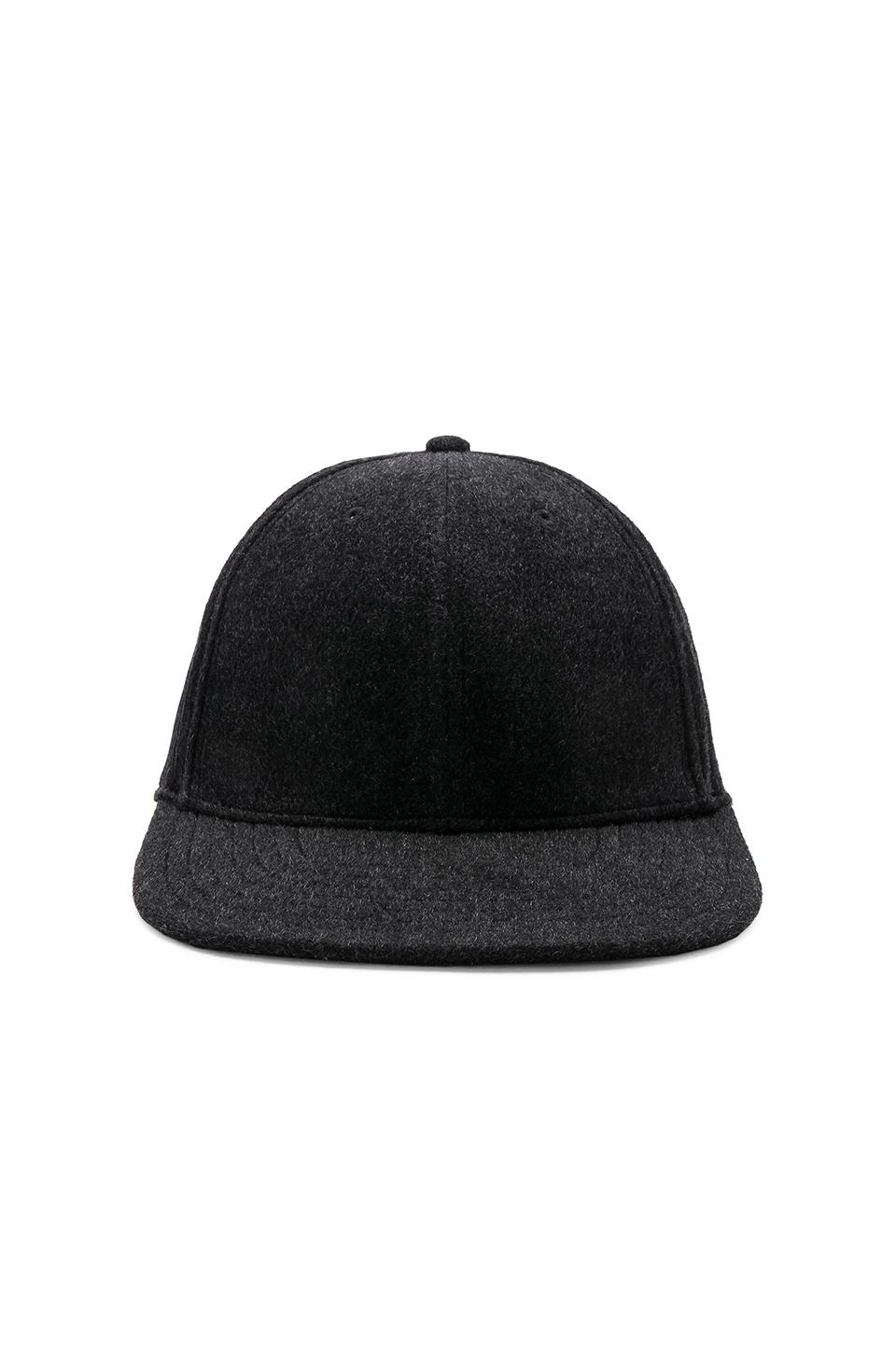 3540c77c9fb Lyst - The North Face Cryos Cashmere Ball Cap in Black