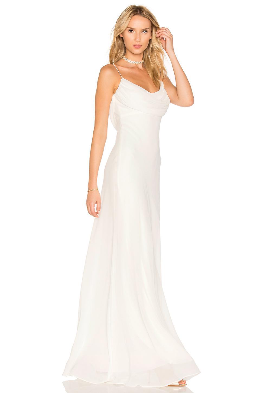 Lyst - Katie May Eden Gown in White