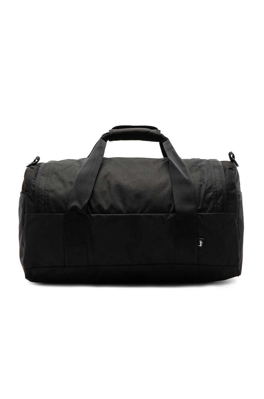 592987acc5 Lyst - Stussy Stock Duffle Bag in Black for Men