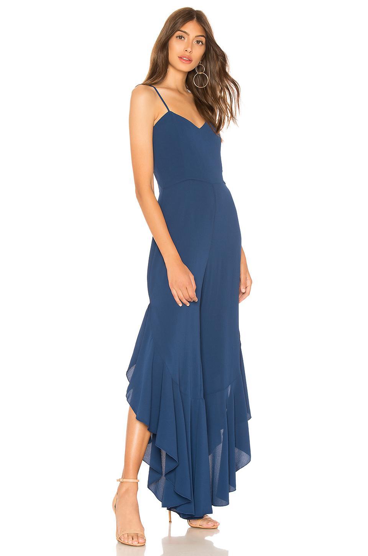 d6f84c22ea22 Lyst - BB Dakota Rsvp By Saba Jumpsuit in Blue