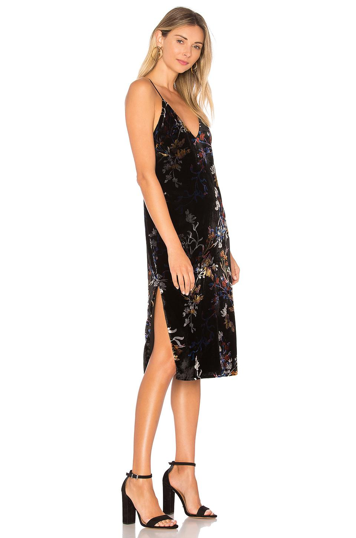 82e340ad56b1 House of Harlow 1960 X Revolve Vicki Dress in Black - Lyst