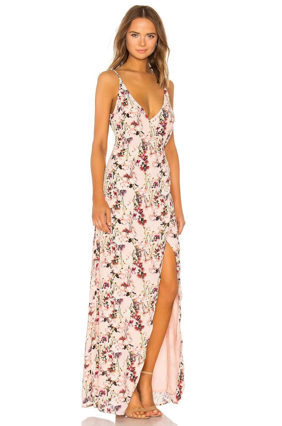 3eba29c8a7 Beach Riot X Revolve Blossom Dress in Pink - Lyst