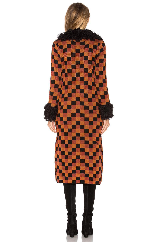 Lyst House Of Harlow 1960 X Revolve Joan Coat