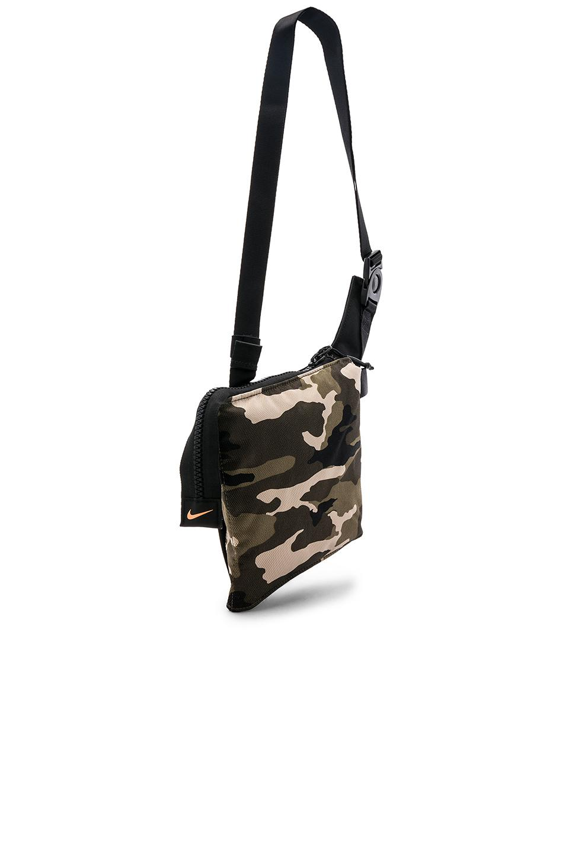 5e11abcc8da Nike Airmax Smit Bag In Black. in Black - Lyst