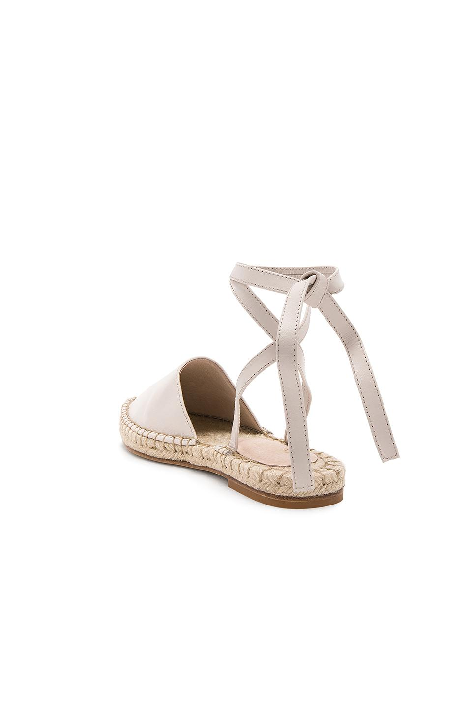 bfd67ff91589 Lyst - RAYE Dexter Espadrille in Natural