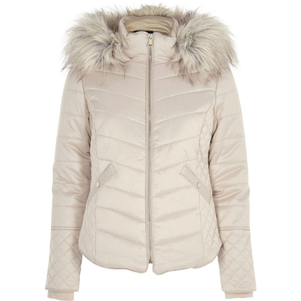 River Island Quilted Jacket
