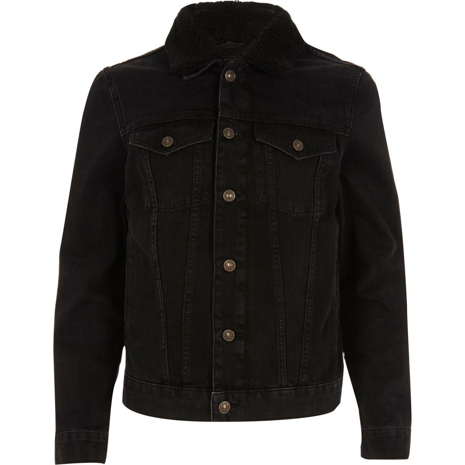 Jackets: Free Shipping on orders over $45 at xajk8note.ml - Your Online Jackets Store! Get 5% in rewards with Club O! Five Elementz Men's Denim Trucker Jacket. 5 Reviews. Quick View Men's Black Leather Vented Motorcycle Jacket With Side Lace. 22 .