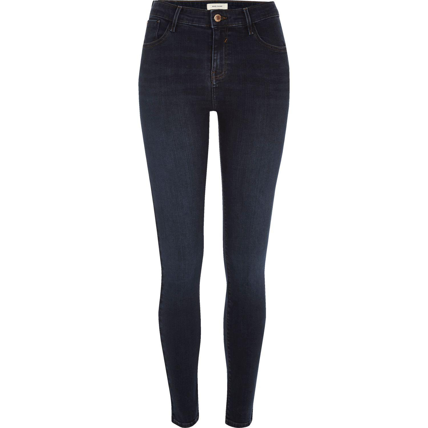 Zip Trousers Women River Island
