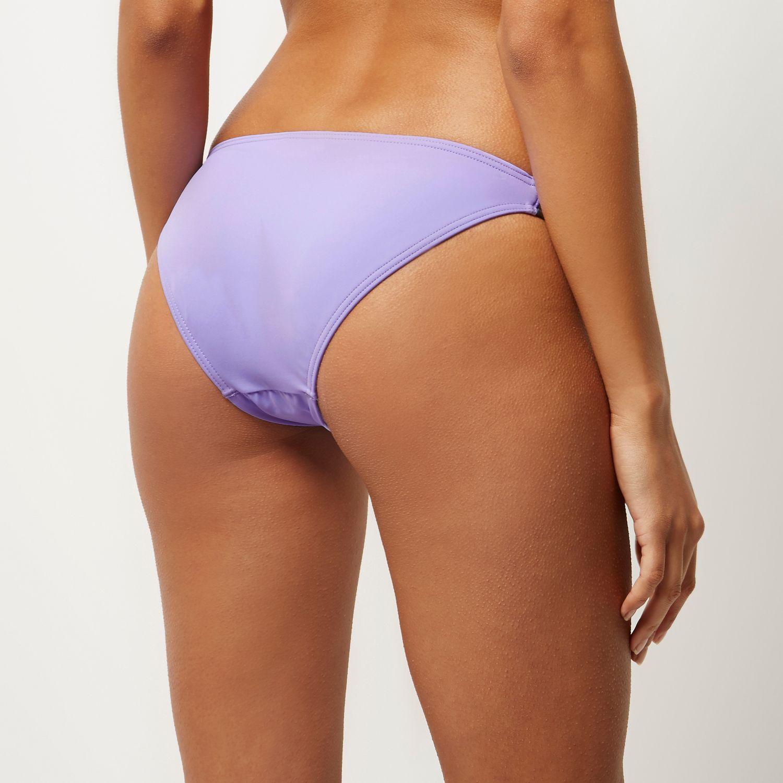 River Island Purple Cami Top