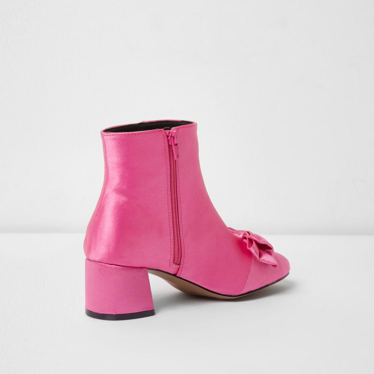 e42666d8f05 Pink Heeled Ankle Boots Related Keywords & Suggestions - Pink Heeled ...