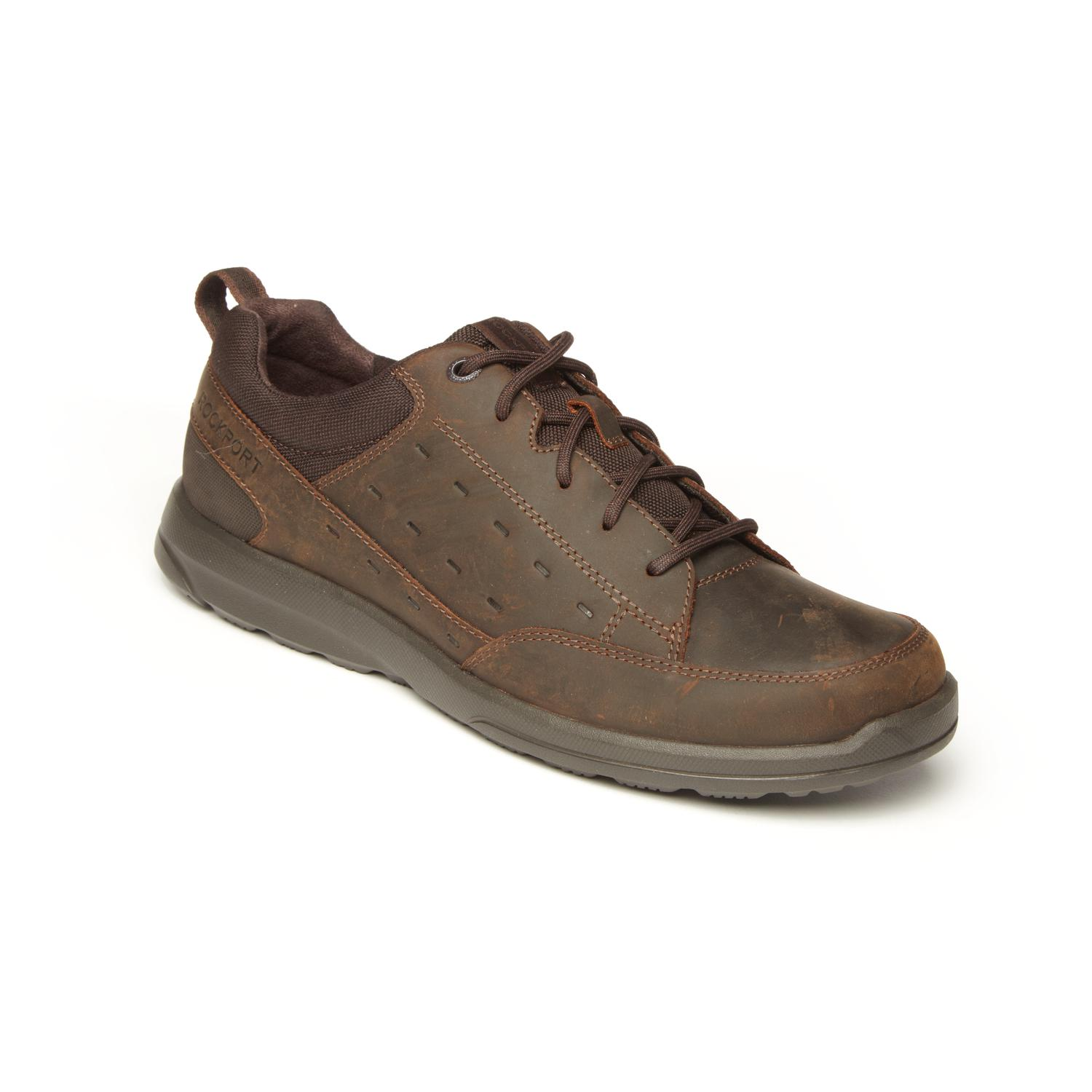 Lyst - Rockport Rydley Lace Up Sneaker in Brown for Men 6c51d0b8a8a