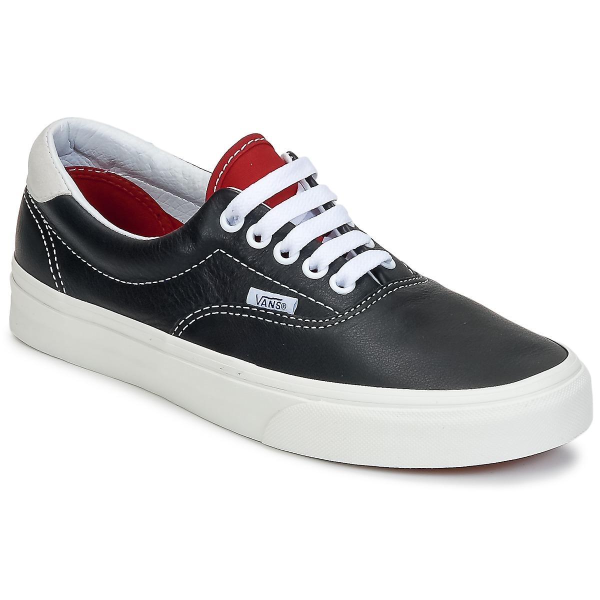 62e320d72f5918 Vans Era 59 Shoes (trainers) in Black - Lyst