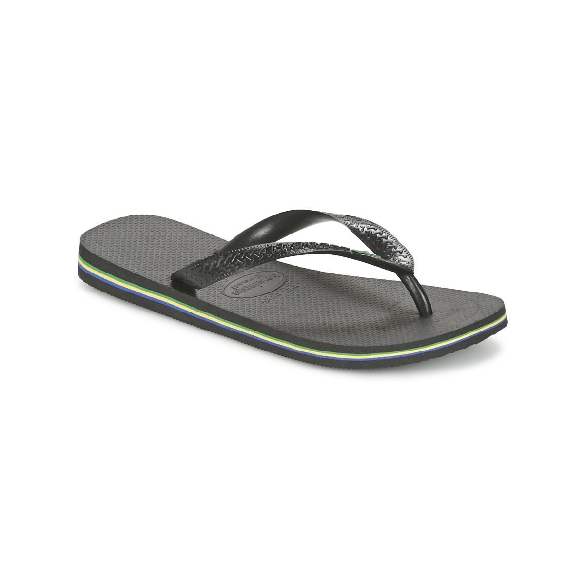41d052329c24 Havaianas. Women s Black Brazil Flip Flop Sandal. £20 £14 From rubbersole.co .uk. Free shipping ...