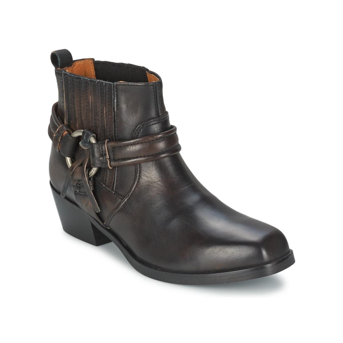 Outlet Best Wholesale Sale Low Price Fee Shipping Diesel HARLESS women's Mid Boots in 7wwEr4CE