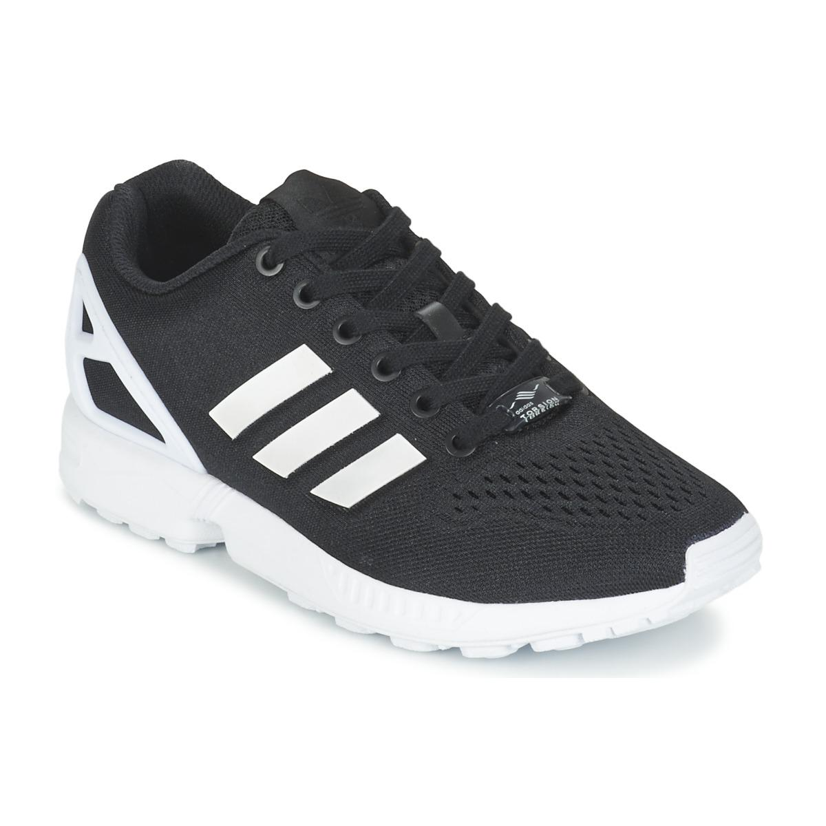 4f404ec048213 Adidas Zx Flux Em Shoes (trainers) in Black - Save 5.376344086021504 ...