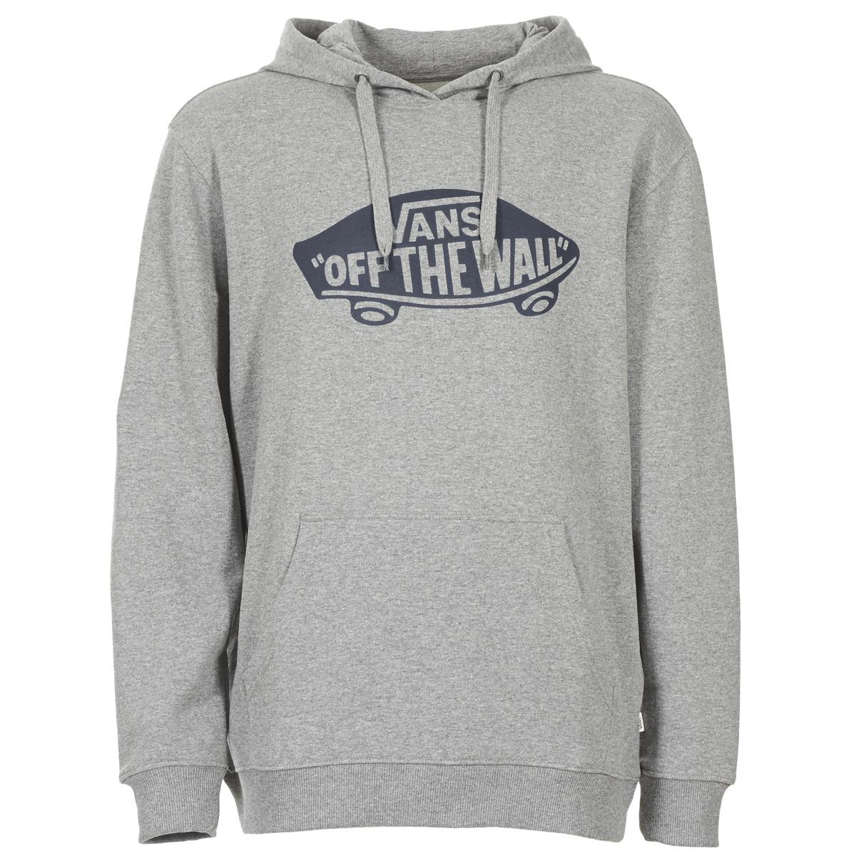 9b387edc1d59 Vans Otw Pullover Fleece Sweatshirt in Gray for Men - Lyst