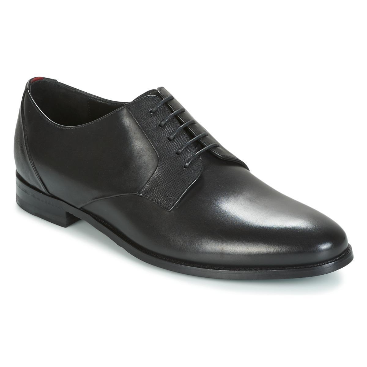 5f35c6eb05c Derb For Lyst Casual In Boss Black Pathos Hugo Shoes Men qEf1Rx71wn