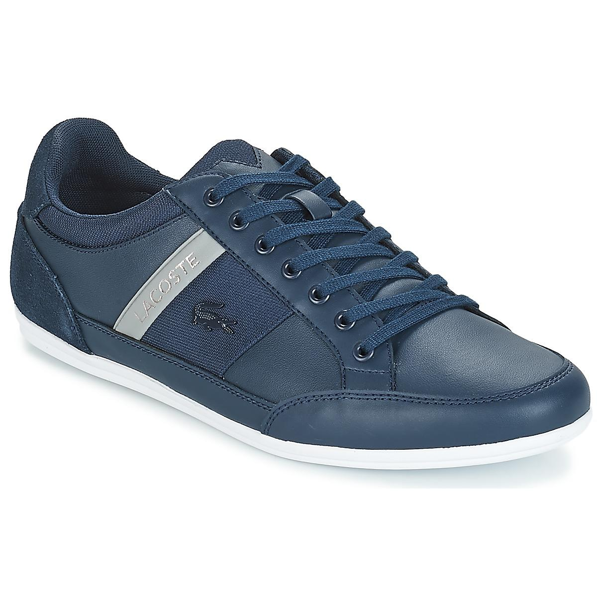 ebe30490f Lacoste - Blue Chaymon 318 3 Us Shoes (trainers) for Men - Lyst. View  fullscreen