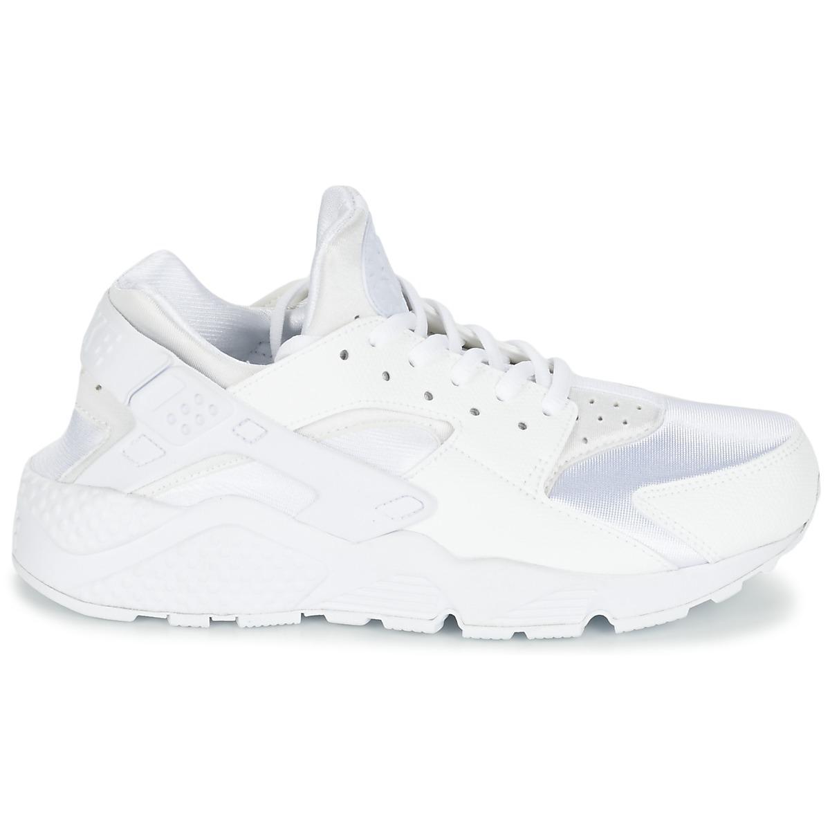 ca89672fa0f7 Nike - White Air Huarache Run W Shoes (trainers) - Lyst. View fullscreen