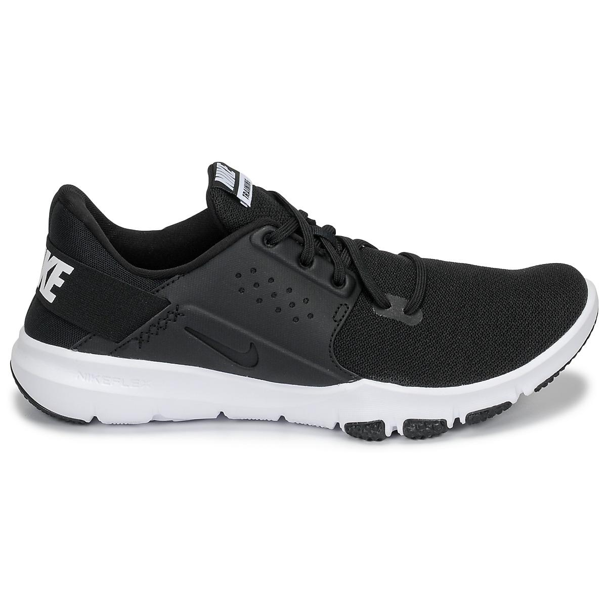 0d8555864ffd6 Nike - Black Flex Control 3 Trainers for Men - Lyst. View fullscreen