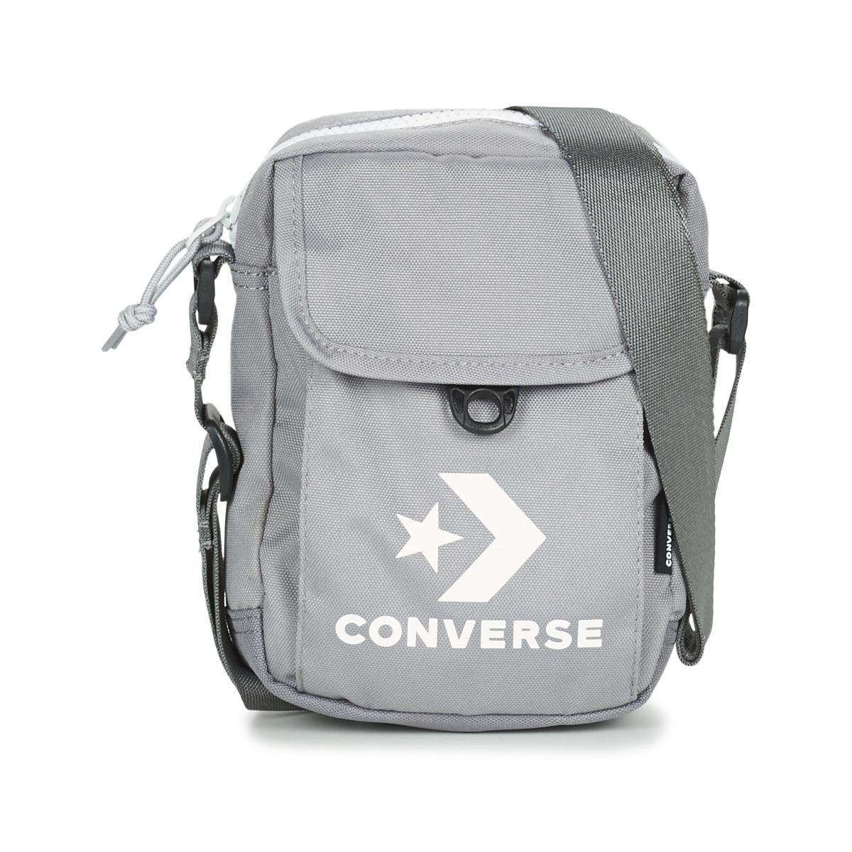 6c94c71831 Converse Cross Body 2 Pouch in Gray - Lyst