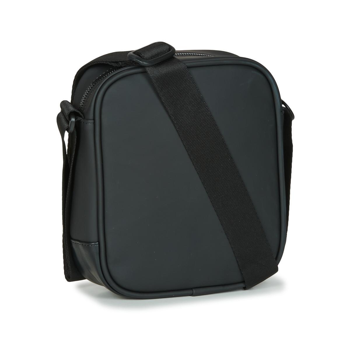 268ae0fffc37 PUMA - Originals Portable Men s Pouch In Black for Men - Lyst. View  fullscreen