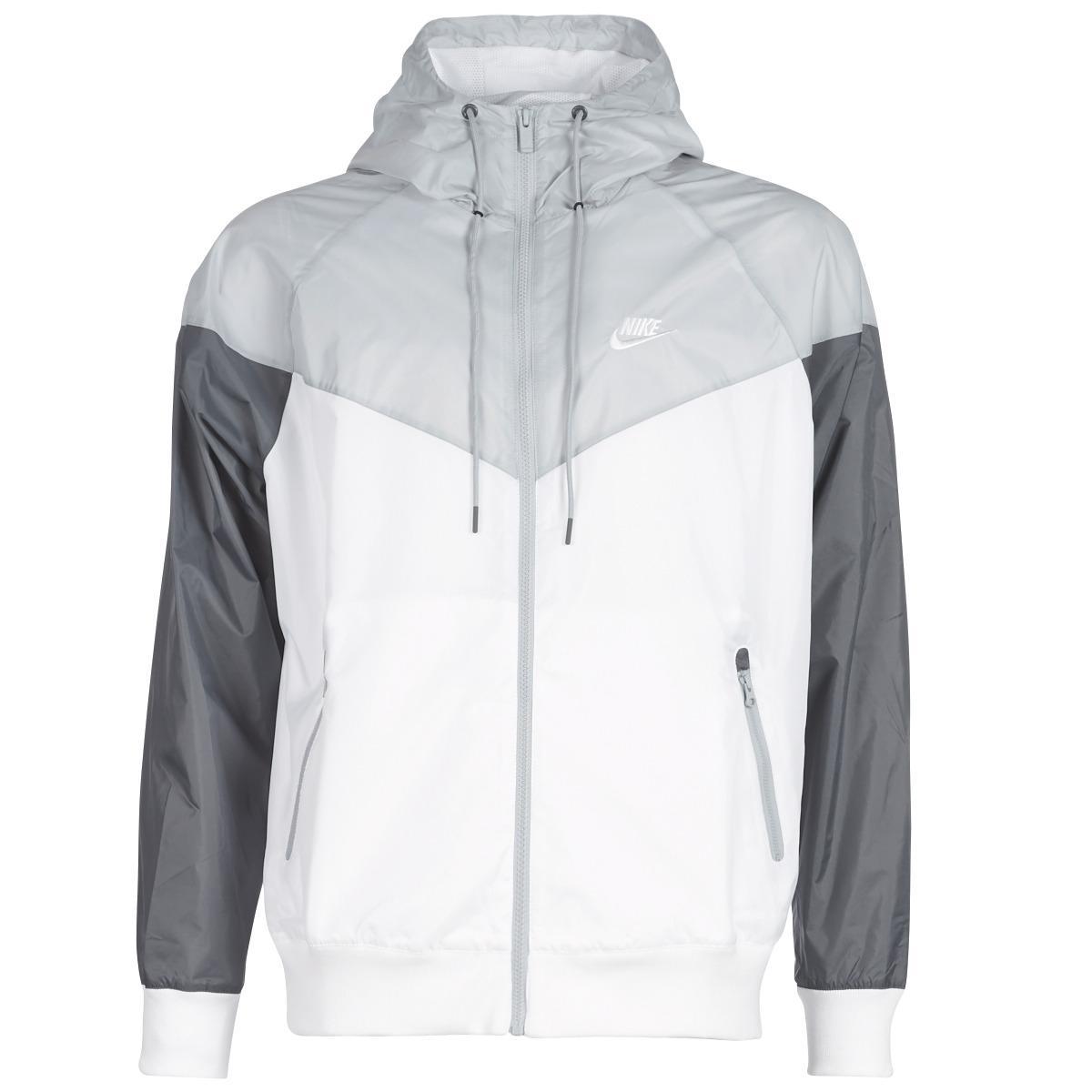 12a1de9bd2ed3 Nike Sportswear Windrunner Windbreakers in White for Men - Lyst
