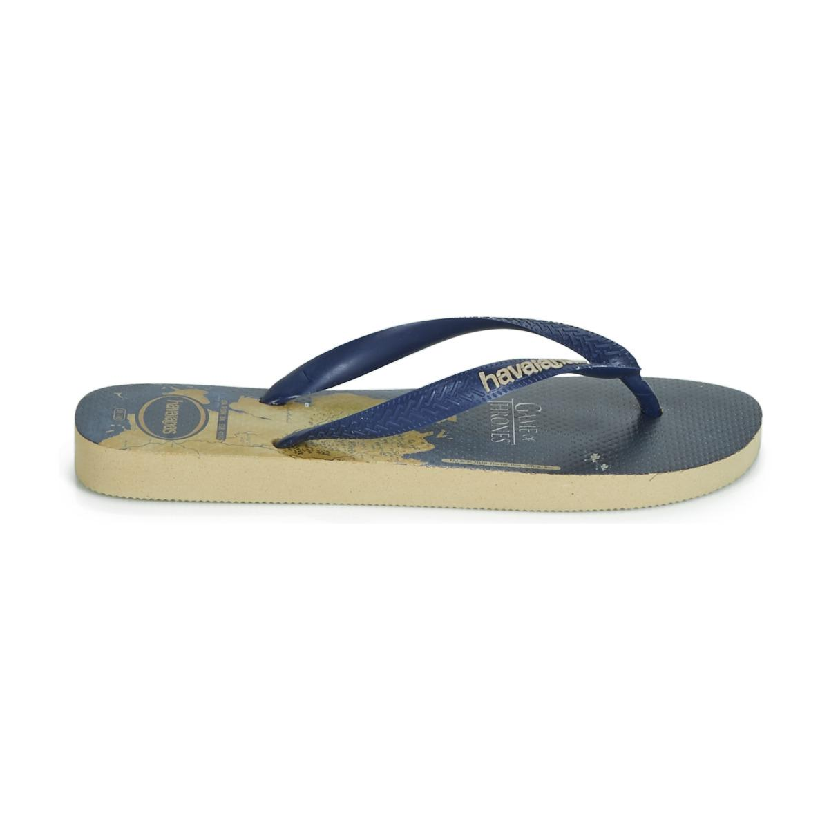 613cf017dbe84 Havaianas - Blue Top Got Flip Flops   Sandals (shoes) for Men - Lyst. View  fullscreen