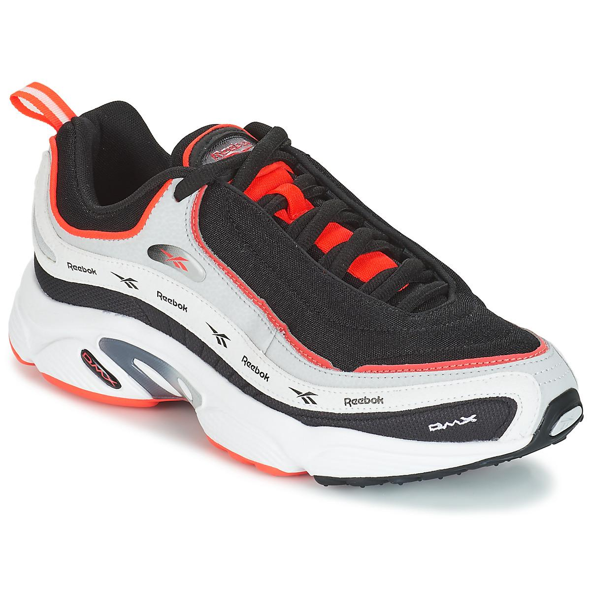 ada29f76430b3e Reebok - Gray Daytona Dmx Vector Shoes (trainers) for Men - Lyst. View  fullscreen