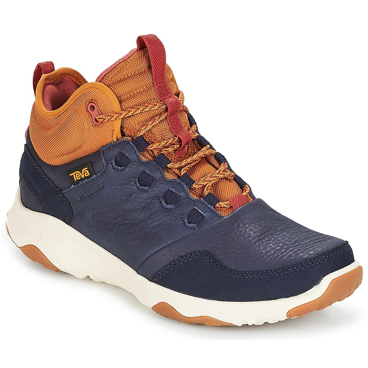 2eab244d28faa6 Teva - Blue Arrowood 2 Mid Wp Shoes (high-top Trainers) for Men. View  fullscreen